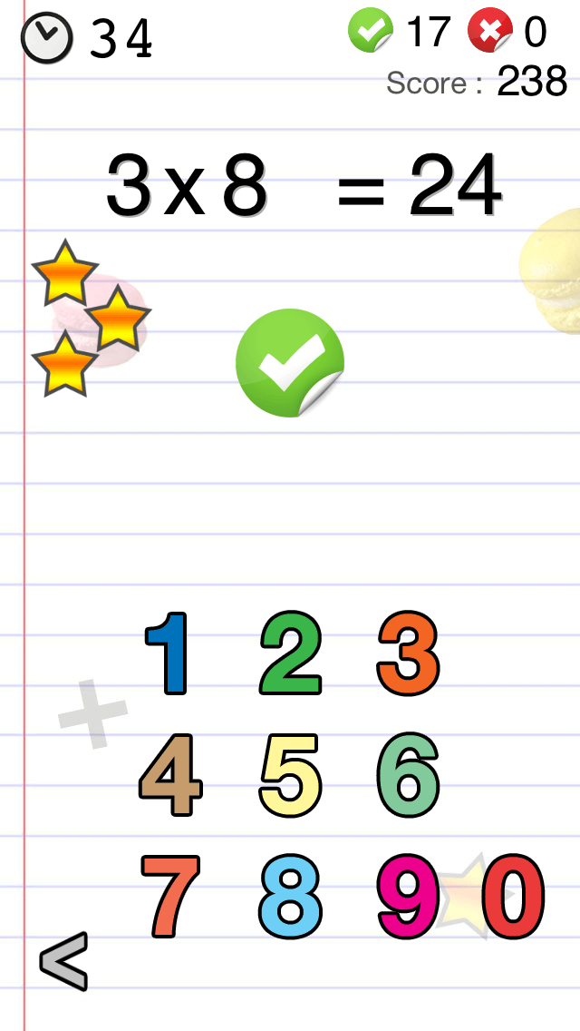 AB Math games - fun educational apps for iOS and Android